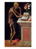 Vanitas, 1543 Premium Giclee Print by Hans Holbein the Younger