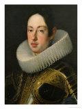 Portrait of Ferdinando II De' Medici Giclee Print by Justus Sustermans