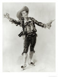 "Figaro, Illustration from Act I Scene 2 of ""The Barber of Seville"" 1876 Giclee Print by Emile Antoine Bayard"