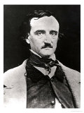 Portrait of Edgar Allan Poe Giclee Print by Sarah Ellen Whitman