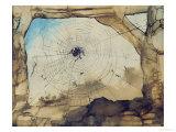 Vianden Through a Spider's Web Giclee Print by Victor Hugo