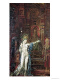 Salome Dancing Before Herod, circa 1874 Giclee Print by Gustave Moreau