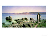 At the Sea of Galilee, 1888 Giclee Print by Vasilij Dmitrievich Polenov