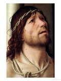 Christ at the Column, circa 1475 Giclée-tryk af Antonello da Messina