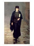 A Student, 1883 Premium Giclee Print by Nikolai Aleksandrovich Yaroshenko