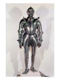 Suit of Armour Thought to Have Belonged to Chevalier Bayard, circa 1510 Giclee Print
