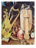 The Garden of Earthly Delights: Hell Giclee Print by Hieronymus Bosch