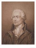 Marie Jean Antoine Nicolas de Caritat Marquis de Condorcet Giclee Print by Jean Jacques Frilley