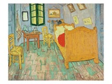Van Gogh's Bedroom at Arles, 1889 Giclee Print by Vincent van Gogh