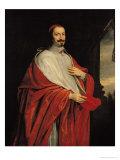 Portrait of Jules Mazarin Giclee Print by Philippe De Champaigne