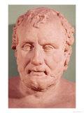 Bust of Eschinus, circa 480-476 BC Giclee Print