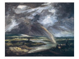 The Storm Giclee Print by Georges Michel