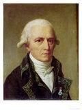 Portrait of Jean-Baptiste de Monet Chevalier de Lamarck, 1802-03, Giclee Print