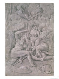 The Witches' Sabbath, circa 1515 Giclee Print by Hans Baldung Grien