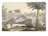 Volcano of Ario Di Turbaco Near Cartagena, Columbia Giclee Print by Paolo Fumagalli