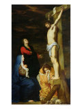Christ on the Cross Giclee Print by Gerard De Lairesse