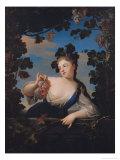 Autumn, 1718 Giclee Print by Robert Tournieres