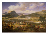 Battle of Mount Thabor, 16th April 1799, 1808 Giclee Print by Louis Lejeune