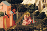 The Conversion of St. Augustine Giclee Print by  Fra Angelico
