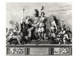 The French Constitution Giclee Print by Pierre-Paul Prud'hon
