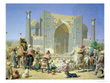 They are Triumphant, 1871-72 Giclee Print by Vasilij Vereshchagin