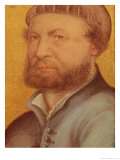 Self Portrait, 1542 Giclee Print by Hans Holbein the Younger