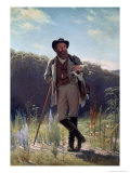 Portrait of Ivan Ivanovich Shishkin, 1873 Giclee Print by Ivan Nikolaevich Kramskoy