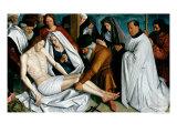 Pieta Giclee Print by Jean Fouquet