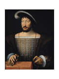 Francois I Giclee Print by Joos Van Cleve