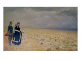 The Vanquished. Requiem for the Dead, 1878-79 Giclée-Druck von Vasilij Vereshchagin