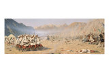 They Attack Unawares, 1871 Giclee Print by Vasilij Vereshchagin