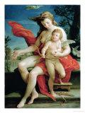 Venus and Cupid, 1785 Giclee Print by Pompeo Batoni