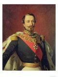 Portrait of Emperor Louis Napoleon III Giclee Print by Auguste Boulard