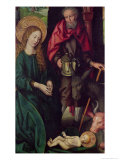 The Nativity, circa 1478 Giclee Print by Martin Schongauer
