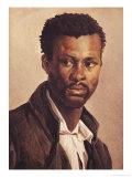 A Negro, 1823-24 Giclee Print by Théodore Géricault