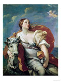 The Rape of Europa Giclee Print by Guido Reni