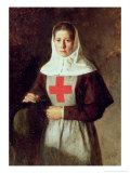 A Nurse, 1886 Giclee Print by Nikolai Aleksandrovich Yaroshenko