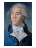 Portrait Presumed to be Antoine Barnave 1791 Giclee Print by Joseph Boze