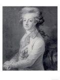 Portrait of Marshal Charles-Joseph Prince de Ligne Giclee Print by Edmond Leclerq