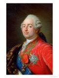 Louis XVI 1786 Giclee Print by Antoine Francois Callet