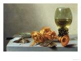 Still Life with a Roemer Giclee Print by Pieter Claesz