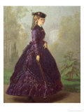 The Cocodette, 1867 Giclee Print by Gabriel-amable De Lafoulhouze