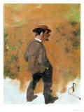 Henri de Toulouse-Lautrec Aged 19, 1883 Giclee Print by Rene Princeteau