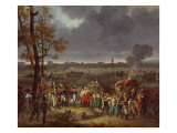 The Second Siege of Mantua on the 2nd February 1797, circa 1812 Giclee Print by Hippolyte Lecomte