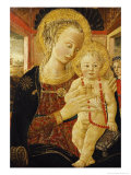 Virgin and Child Giclee Print by Francesco Di Stefano Pesellino