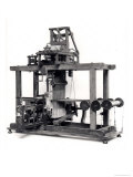First Fully Automated Loom Invented by Jacques de Vaucanson circa 1745 Giclee Print