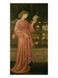 Princess Sabra 1865-66 Giclee Print by Edward Burne-Jones