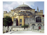 Exterior View of the Cupola, 532-37 Giclee Print
