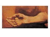 Study of a Hand and Arm Giclee Print by Théodore Géricault