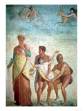 The Sacrifice of Iphigenia, from the House of the Tragic Poet Giclee Print by Timante